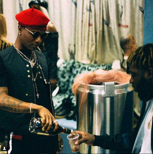 Wizkid Beats Jay-Z, Drake, Cardi B To Win Best International Act 2017 MOBO Awards