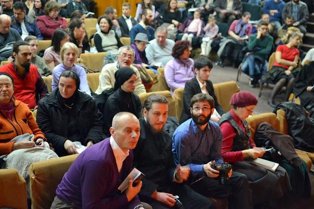 012 Avva Justin Parvu si Sfintii inchisorilor (Teatrul Luceafarul, Iasi, 2014.03.19)