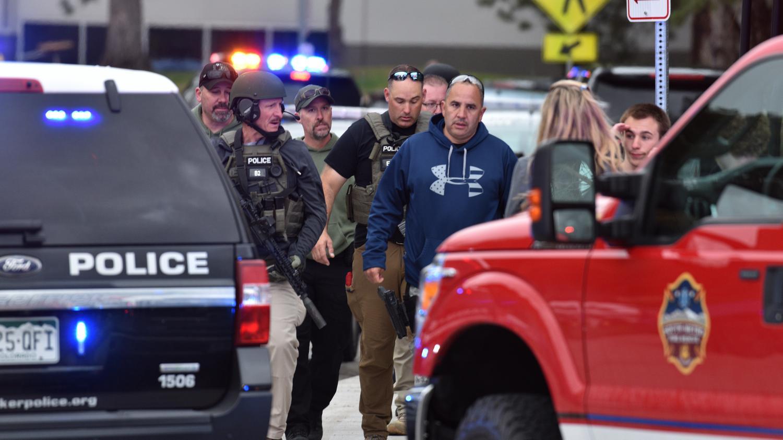 أمريكا : قتلى وجرحى في اطلاق نار عشوائي بمحطة قطارات