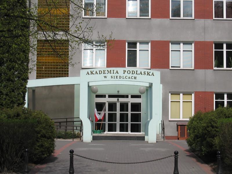 Akademia Podlaska, ul. Prusa