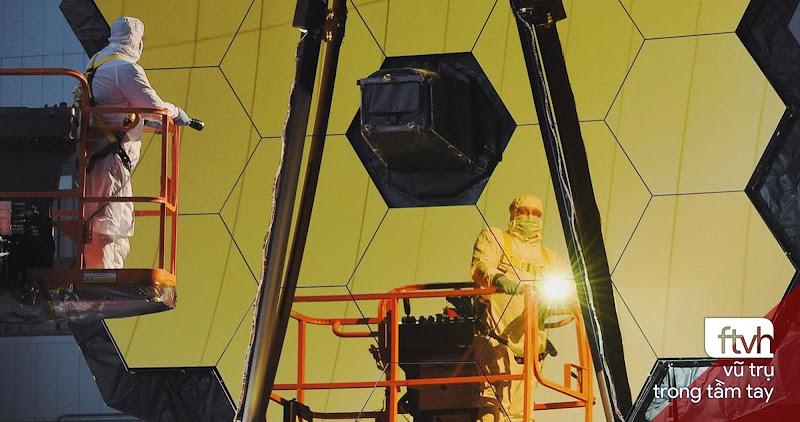 Quá trình xây dựng James Webb, kính viễn vọng không gian mạnh mẽ nhất thế giới