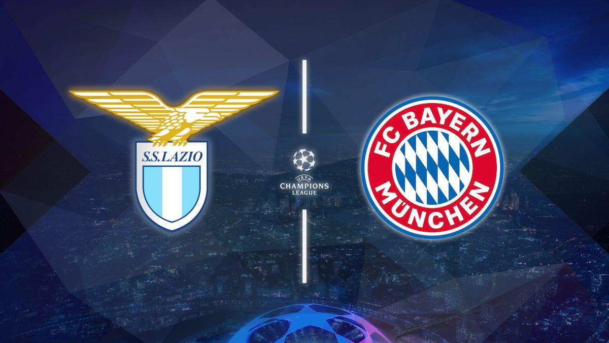 Lazio vs Bayern Munich: Live stream Champions League how to watch on TV. Bayern vs Lazio Betting Tips