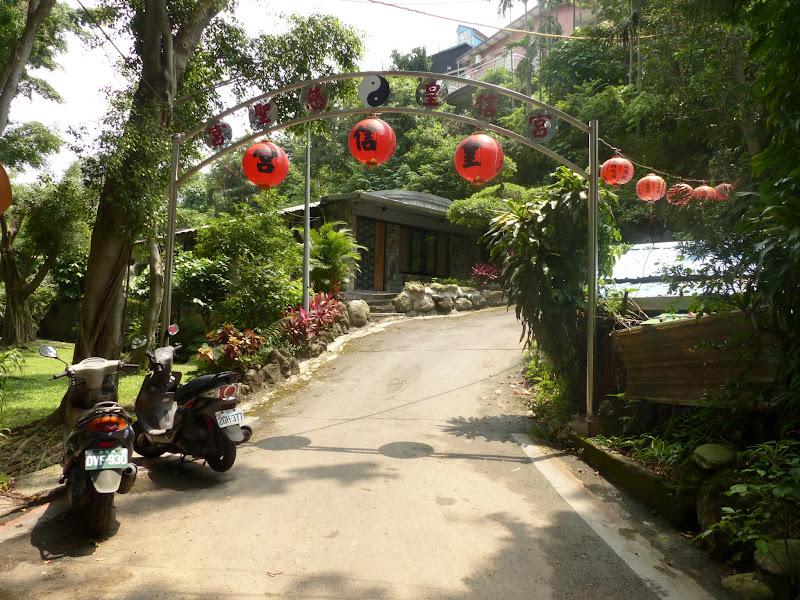 Taipei. Le parc Sanli et un évenement contre les mines dans le monde - mines%2B022.JPG