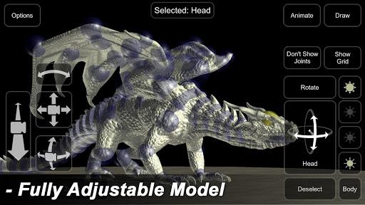 Dragon Mannequin 1.5 screenshots 2
