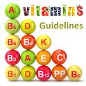Vitamins Guidelines icon
