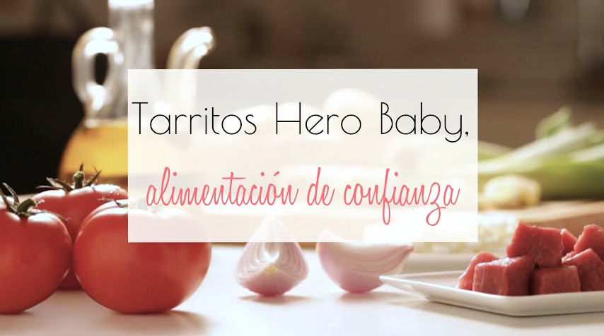 Tarritos Hero Baby naturales