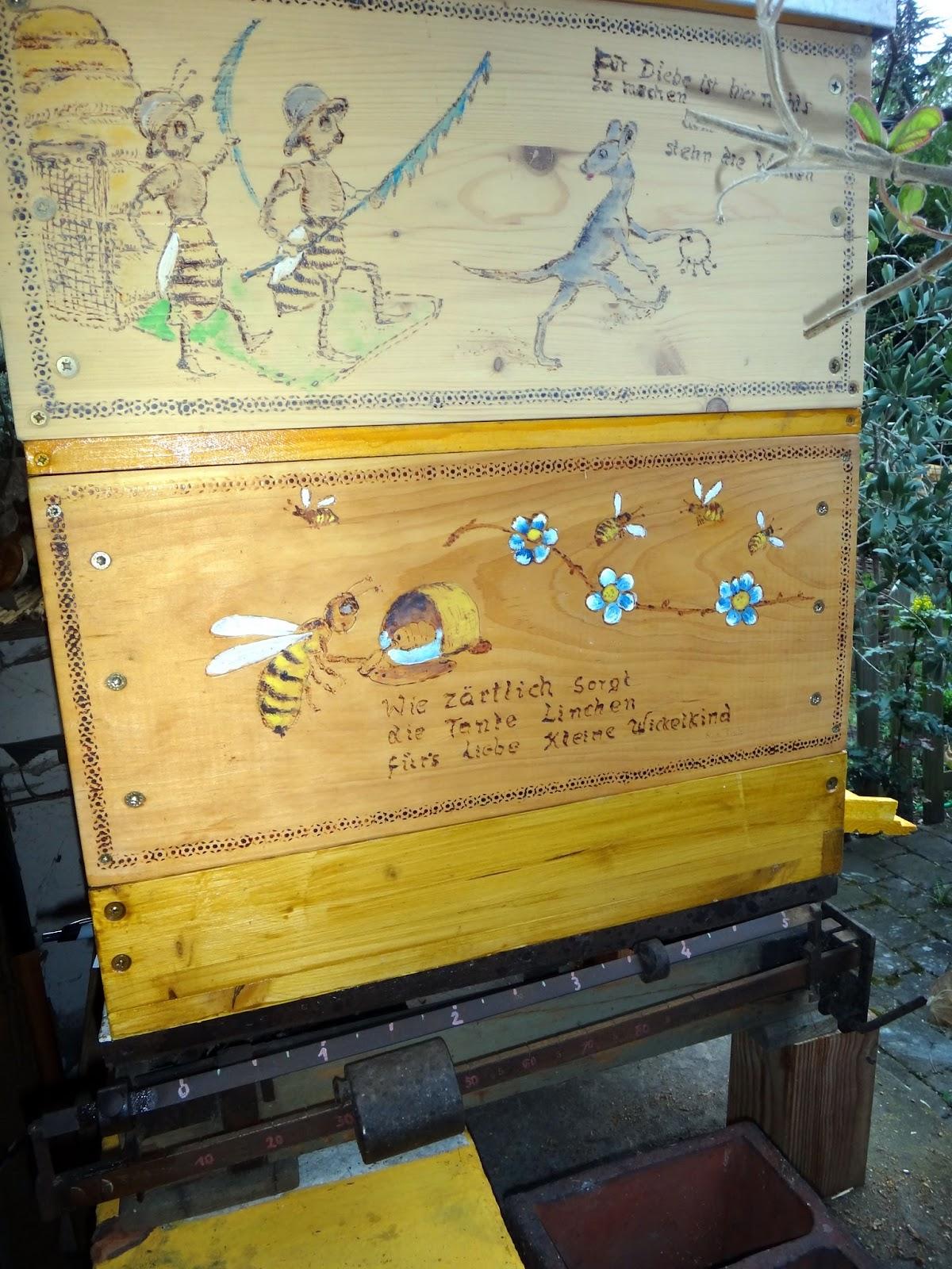 Bienenstockwaage - 50er Jahre