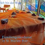 Ich bin der Weg Familiengottesdienst St. Marien Buer