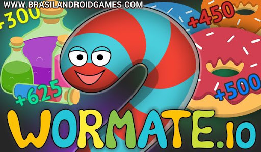 Download wormate.io v2.6.3 APK Full - Jogos Android