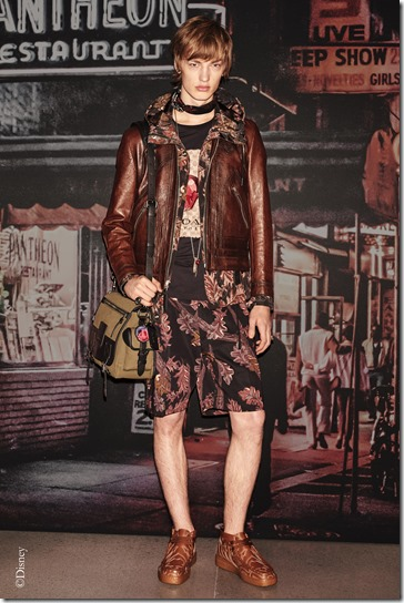 Coach 1941 PF18 men's collection Look_01