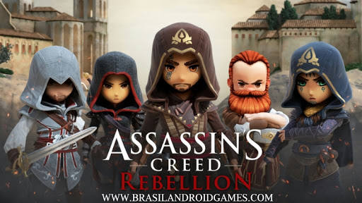 Assassin's Creed: Rebellion APK OBB Data