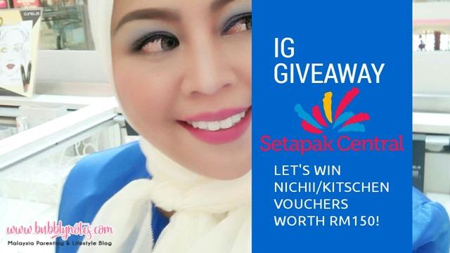 IG GIVEAWAY_LET'S WIN NICHIIKITSCHEN VOUCHERS WORTH RM150!