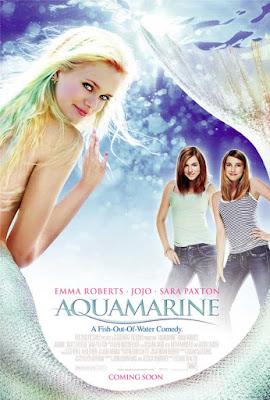 Aquamarine ซัมเมอร์ปิ๊ง..เงือกสาวสุดฮอท
