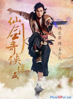 Xem phim Tiên Kiếm 5 - Vân Chi Phàm - Chinese Paladin Season 5