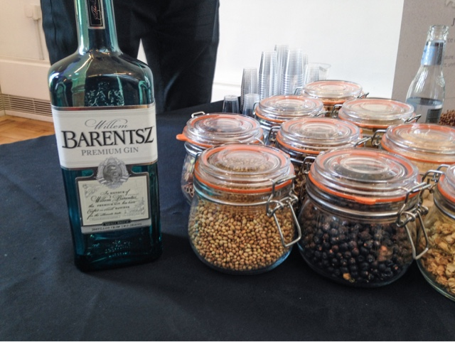 The Gin Festival Nottingham Willem Barentsz