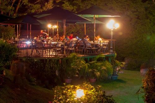 Restaurantes en El Boquerón, El Salvador