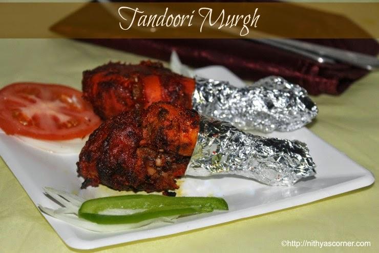 tandoori murgh