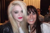 Eu e SKY Ferreira