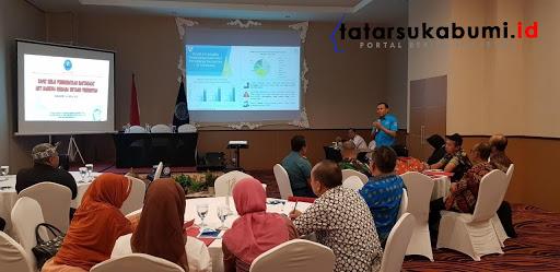 BNNK Sukabumi Siap Perangi Narkoba Sebagai Extra Ordinary Crime
