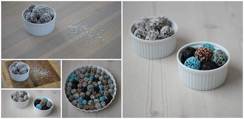 Opskrift på hjemmelavede romkugler af kagerester