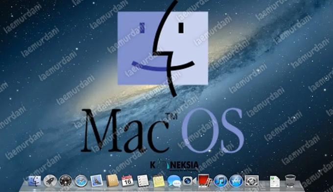 Sistem Operasi Komputer Macintosh