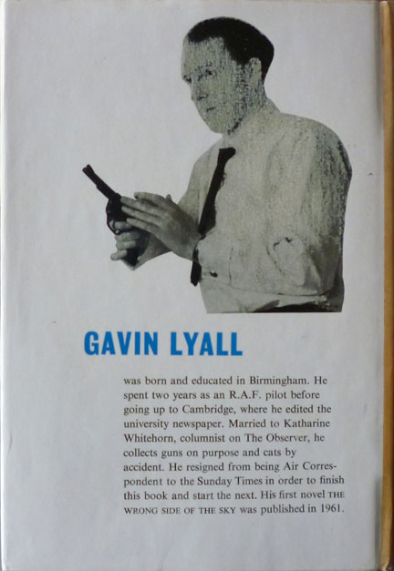an analysis of the story the most dangerous game by gavin lyall The most dangerous game was a runner-up for the british crime writers association gold dagger award in 1964 gavin lyall a great story, especially considering it was written many years ago.