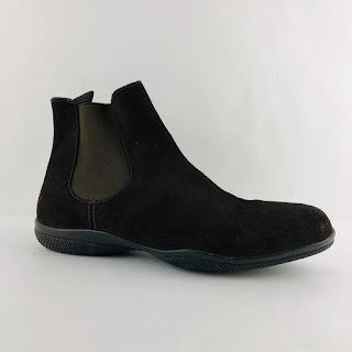Prada Sport Chelsea Boots