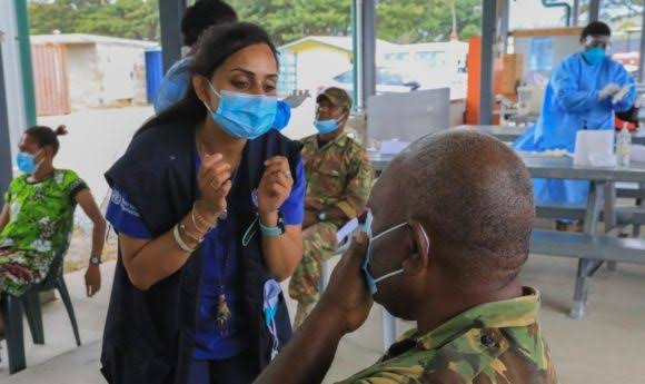 Wah, Australia Alihkan 1 Juta Vaksin AstraZeneca ke Papua Nugini