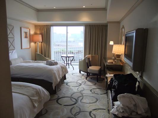 Hotel Nikko Tokyo, Japan, 〒135-8625 東京都港区 台場1-9-1
