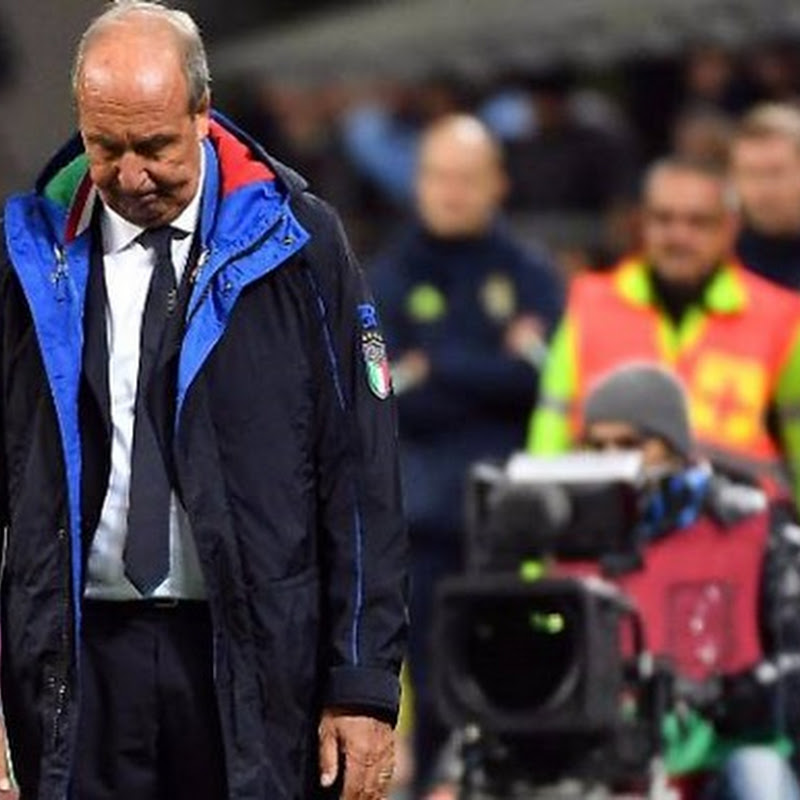 L'ipocrisia del sistema calcio sembra un dramma nazionale, ma i drammi sono altri.