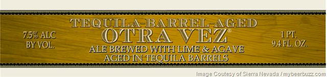 Sierra Nevada Adding Trip In The Woods Tequila Barrel Otra Vez