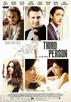 Người Tình Hờ - Third Person (2013) Poster
