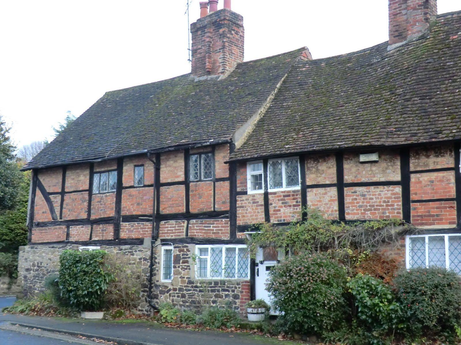 CIMG0828 Detillens Cottages, Limpsfield