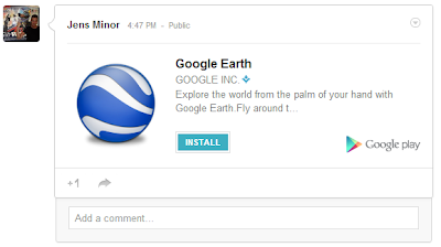Google Plus Play
