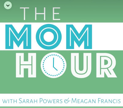 podcasts for women moms motherhood top blogger the mom hour