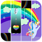 Tải Kawaii Rainbow Piano Tiles APK