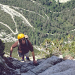 3-1986_5 Mike Rea, Via Ferrata Strobel, Punta Fiames.jpg