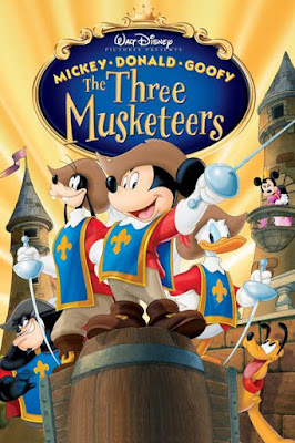 Mickey, Donald, Goofy: The Three Musketeers (2004) BluRay 720p HD Watch Online, Download Full Movie For Free