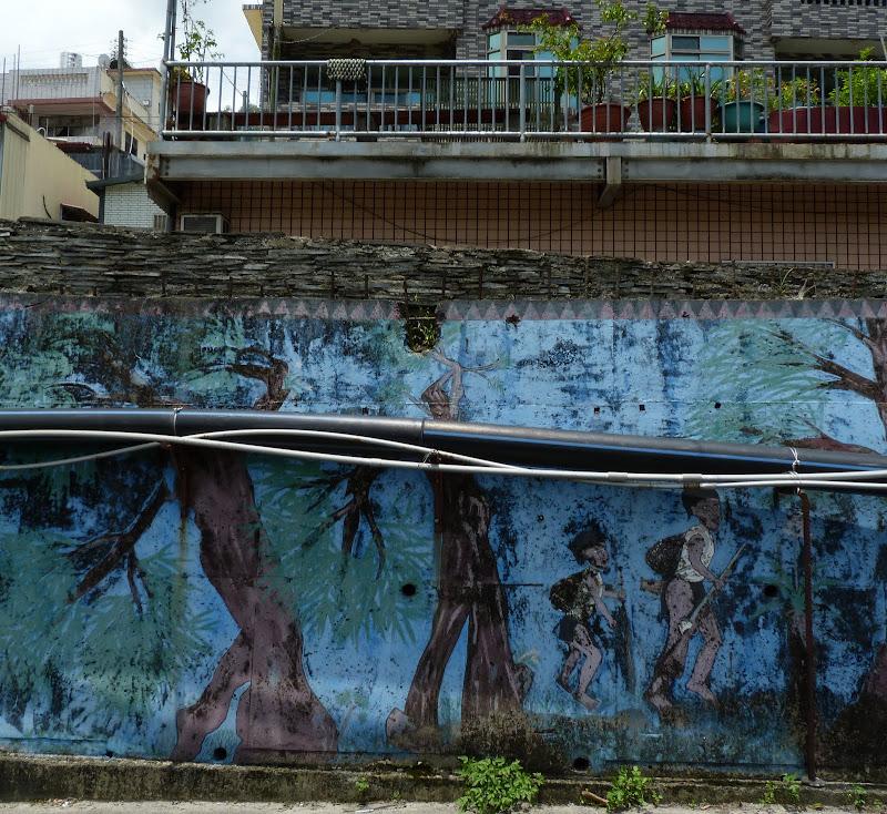 Puli  en passant , entre autres, par les villages de l ethnie Bunum de Loloko et Dili. J 10 - P1160910.JPG