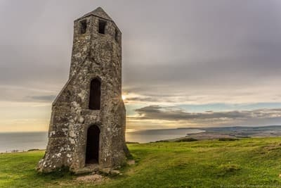 St Catherine's Oratory Isle of Wight