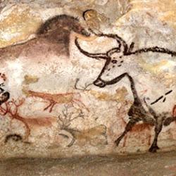 kunstenaars uit de oertijd