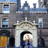 het binnenhof in Den Haag, Zuid Holland, Netherlands
