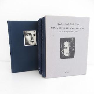 Karl Lagerfeld: Metamorphosis of an American Book Set
