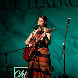 Chloé Bird en Torreáguila
