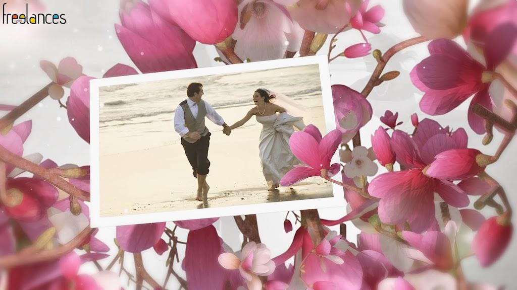 diaporama vidéo mariage magniolias photo 09