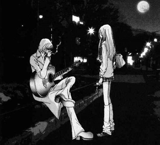 Ultimi Raggi di Luna, Kagen no Tsuki (manga)