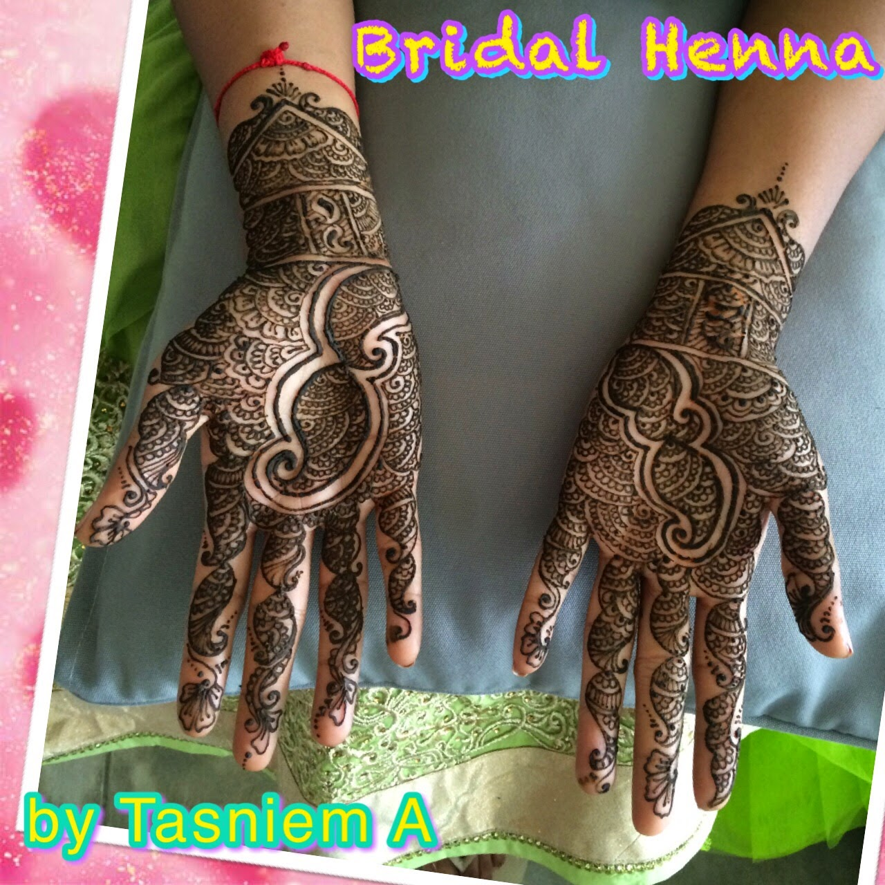 Henna Bali: Henna Bali: HENNA FOR INDIAN WEDDING IN BALI
