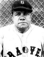 Babe Ruth 1935