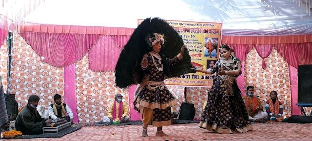 लोक संगीत में निहित है भारतीय संस्कृति का लोकगानः पूर्व निदेशक