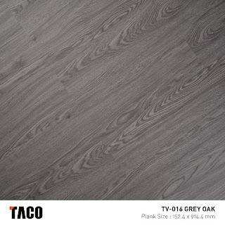 Vinyl Taco TV-016 Grey Oak